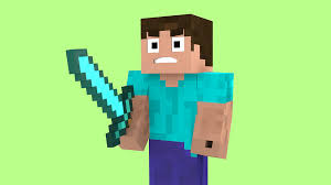 Minecraft warrior